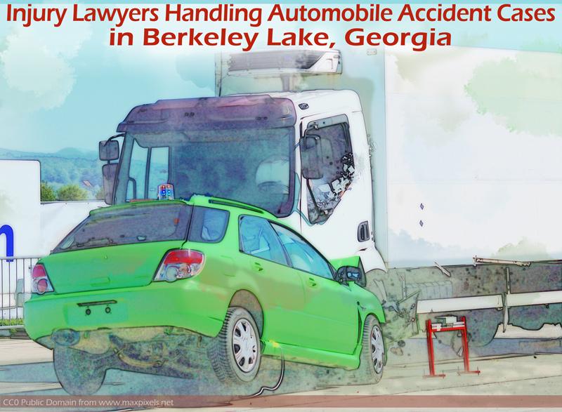 Accident in Georgia