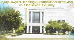 Cherokee County Justice Center