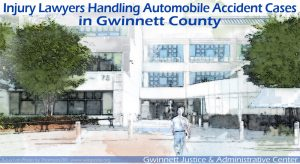 Gwinnett Justice and Administrative Center