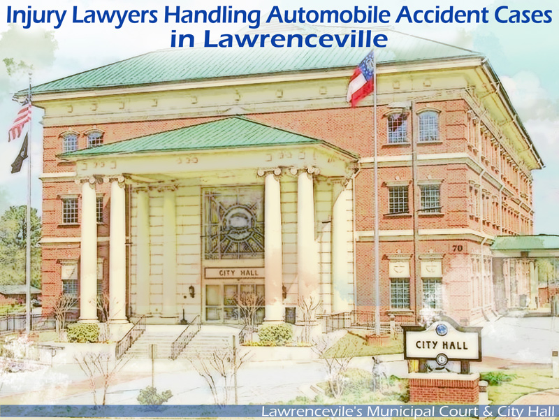 Lawrenceville's Municipal Court & City Hall